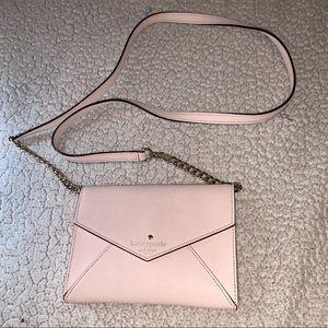 Kate Spade New York envelope crossbody clutch